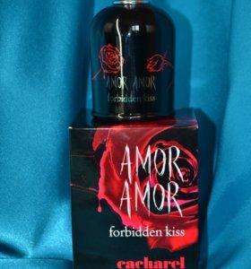"Cacharel ""Amor amor forbidden kiss"" 100 мл"