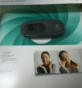 HD вебкамера