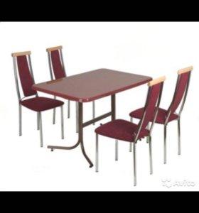 14 обеденных групп (84 стула)