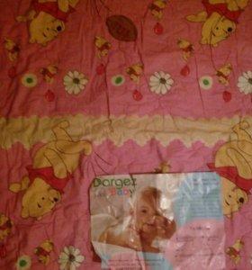 Одеяло детское -новое