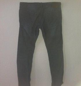 Мужские вельветовые джинсы.