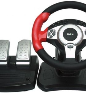 Руль Dialog GW-200 Street Racer 1