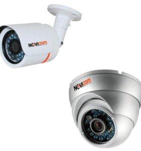 Уличная HD камера видеонаблюдения