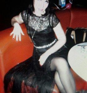 Платье вечернее, выпускное.