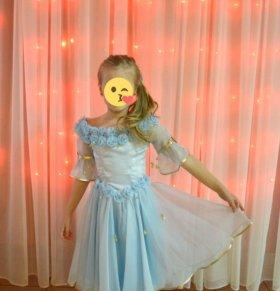 Праздничное платье 8-10 лет
