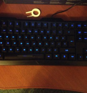 Мембранная игровая клавиатура