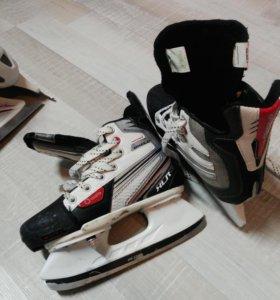 Коньки хоккейные axelo
