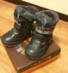 Зимние ботинки НОВЫЕ!