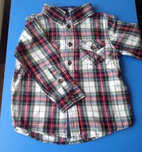 Рубашка намальчика