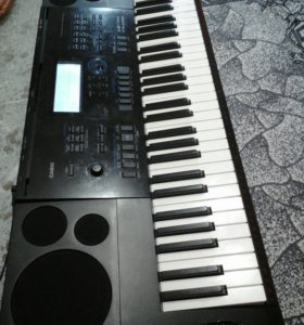 Синтезатор casio ctk 6200
