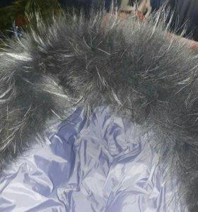 Зимняя куртка 42р.
