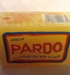 Пятновыводящее мыло испанское