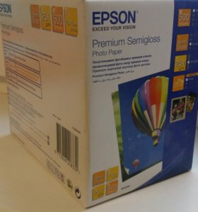 Фотобумага Epson 500л.