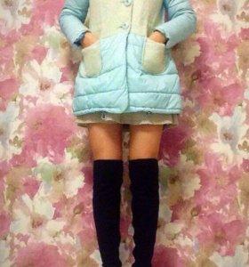 Пальто зима-осень в отличном состоянии