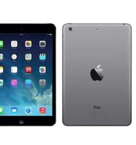 iPad mini 2 retina 16gb wifi space gray