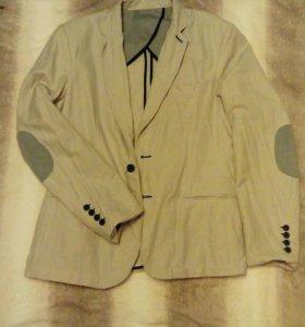 Мужской пиджак zolla