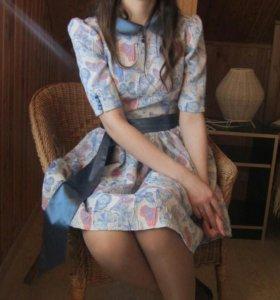 42—44р, весеннее платье