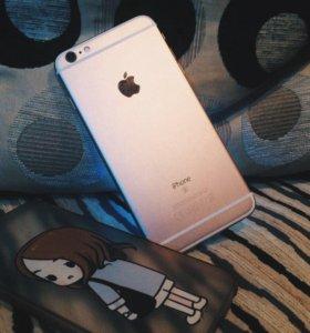 iphone 6 s plus (розовый) 64 gb