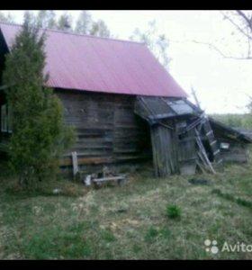 Продаю участок 9 соток с домом.