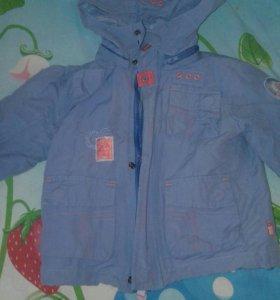 Куртка 74 р-р