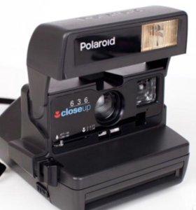 Polaroid 636 CloseUp  фотоаппарат Поларойд