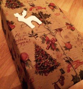 Упаковка любого подарка