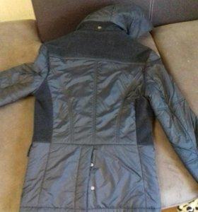 Куртка деммсезонная