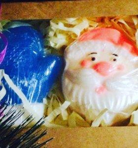 Мыльный наборчик ,,новогоднее настроение ''