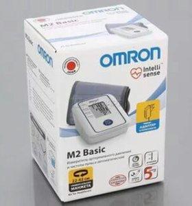 Новый тонометр OMRON M2.