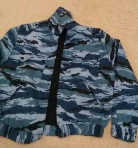 Куртки комуфляж