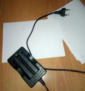 Зарядка для батареек пауэрбанка