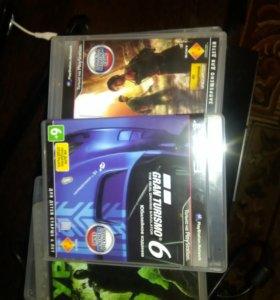Игровая приставка PS3 12г.