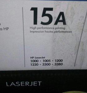 Продам два катриджа на принтер 1 шт-2000р
