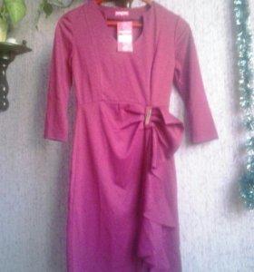 Новое платье, р.42