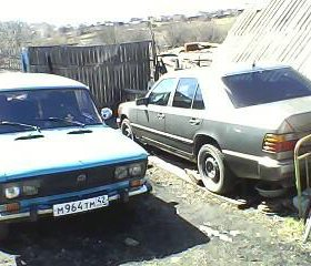 Продам Мерседес-Бенс Е-300 1990г.или поменяю