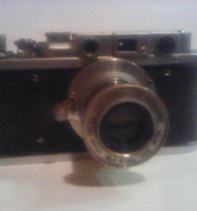 "Фотоаппарат ""Зоркий"" 1952 г"