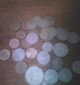 Монеты СССР 1961-1998 г