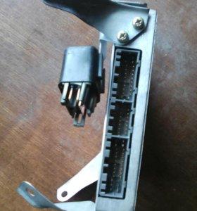 Компьютер на тайоту