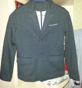 Стильный пиджак 152-158