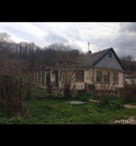 Продаю участок с домом