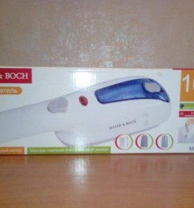 Ручной отпариватель одежды Mayer Bosch steam brush