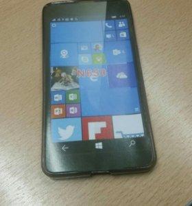 Чехол Lumia 650