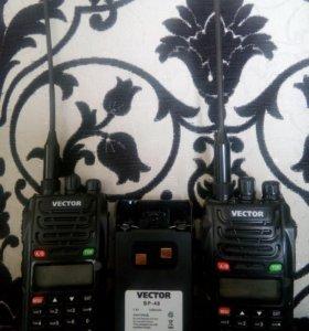 Радиостанции Вектор