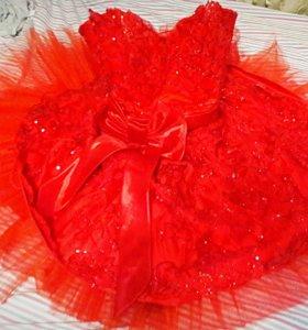 Платье на Новый год, выпускной, праздник