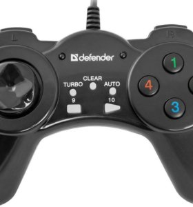 Джойстик Defender Game Master USB NEW