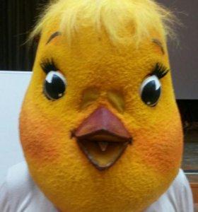 Голова цыпленка