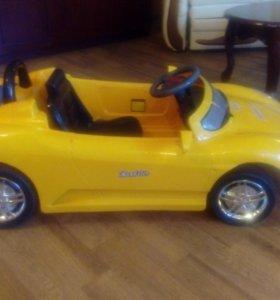Электромобиль модель Ферарри