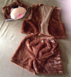 Карнавальный костюм Медвежонок