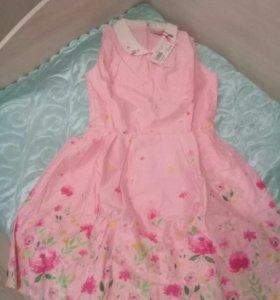 Фаберлик.Платье без рукавов на 13-14 лет.
