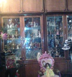 Комсомольская стенка из трёх шкафов